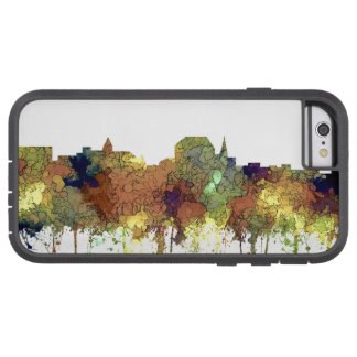 Augusta Maine Skyline SG-Safari Buff Tough Xtreme iPhone 6 Case