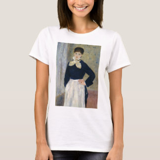 Auguste Renoir A Waitress at Duvals Restaurant T-Shirt