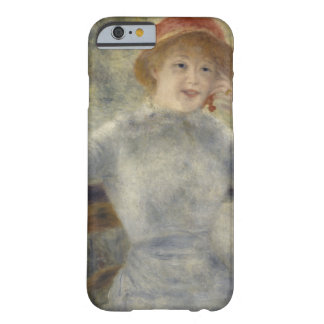 Auguste Renoir - Alphonsine Fournaise Barely There iPhone 6 Case