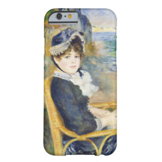 Auguste Renoir By The Seashore Art Barely There iPhone 6 Case