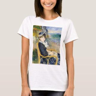 Auguste Renoir By the Seashore T-Shirt