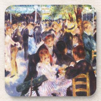 Auguste Renoir - Dance at Le moulin de la Galette Coaster