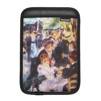 Auguste Renoir - Dance at Le moulin de la Galette iPad Mini Sleeve