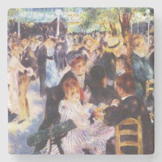 Auguste Renoir - Dance at Le moulin de la Galette Stone Coaster