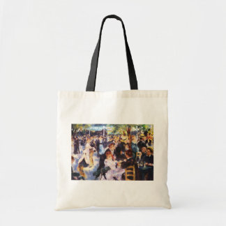Auguste Renoir - Dance at Le moulin de la Galette Tote Bag