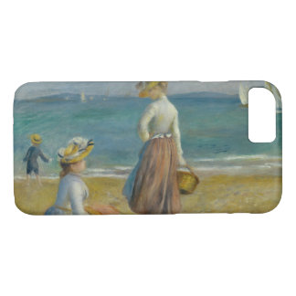 Auguste Renoir - Figures on the Beach iPhone 8/7 Case