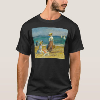 Auguste Renoir Figures on the Beach T-Shirt