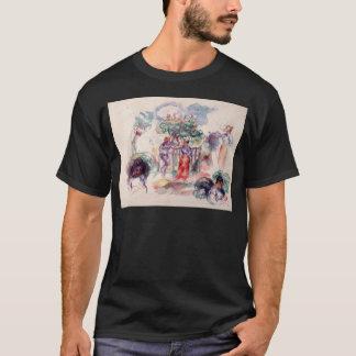 Auguste Renoir Figures under Tree Auguste Renoir T-Shirt