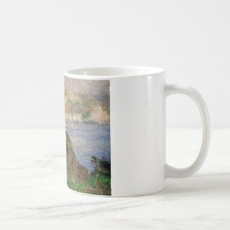 Auguste Renoir - Fog on Guernsey Coffee Mug