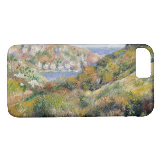 Auguste Renoir - Hills around the Bay iPhone 8/7 Case