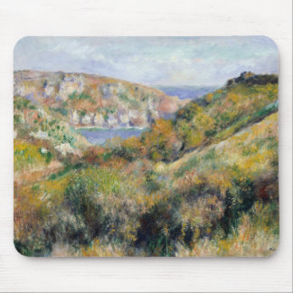 Auguste Renoir - Hills around the Bay Mouse Pad