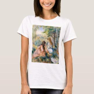 Auguste Renoir In the Meadow T-Shirt