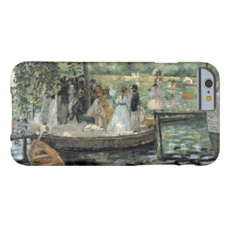Auguste Renoir - La Grenouillere Barely There iPhone 6 Case