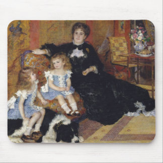Auguste Renoir - Madame Georges Charpentier Mouse Pad