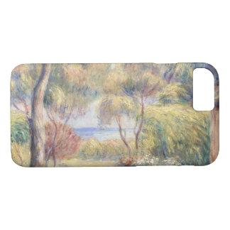 Auguste Renoir - Paysage a Cagnes iPhone 8/7 Case