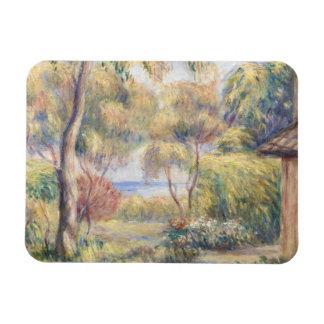 Auguste Renoir - Paysage a Cagnes Magnet