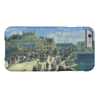 Auguste Renoir - Pont Neuf, Paris Barely There iPhone 6 Case