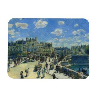 Auguste Renoir - Pont Neuf, Paris Magnet