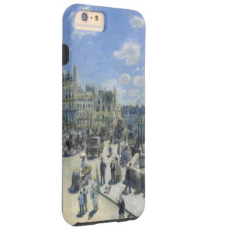 Auguste Renoir Pont Neuf Paris Vintage Fine Art Tough iPhone 6 Plus Case