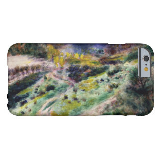 Auguste Renoir - Road at Wargemont Barely There iPhone 6 Case