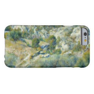 Auguste Renoir - Rocky Crags at L'Estaque Barely There iPhone 6 Case