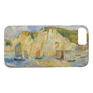 Auguste Renoir - Sea and Cliffs Case-Mate iPhone Case