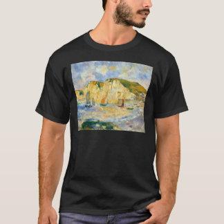 Auguste Renoir Sea and Cliffs T-Shirt