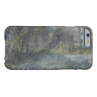 Auguste Renoir - Snow-covered Landscape Barely There iPhone 6 Case