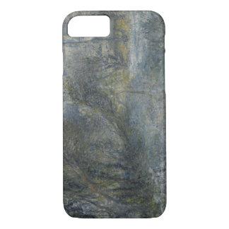 Auguste Renoir - Snow-covered Landscape iPhone 7 Case