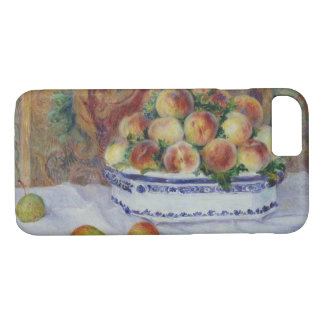 Auguste Renoir - Still Life with Peaches iPhone 8/7 Case