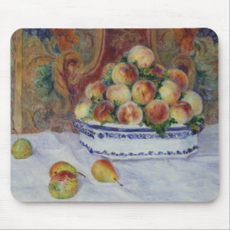 Auguste Renoir - Still Life with Peaches Mouse Pad