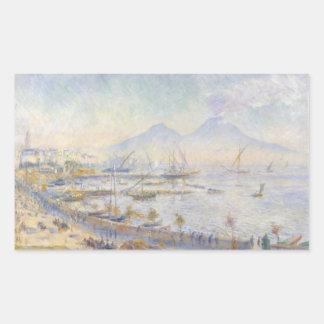 Auguste Renoir - The Bay of Naples Sticker