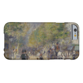 Auguste Renoir - The Grands Boulevards Barely There iPhone 6 Case
