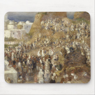Auguste Renoir - The Mosque Mouse Pad