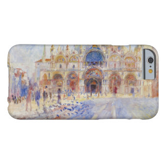 Auguste Renoir - The Piazza San Marco, Venice Barely There iPhone 6 Case