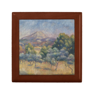 Auguste Renoir - The Sainte-Victoire Mountain Gift Box