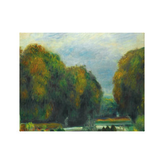 Auguste Renoir - Versailles Canvas Print