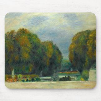 Auguste Renoir - Versailles Mouse Pad