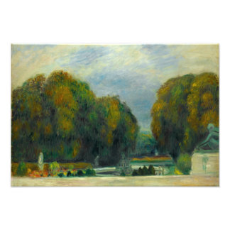 Auguste Renoir - Versailles Photo Print