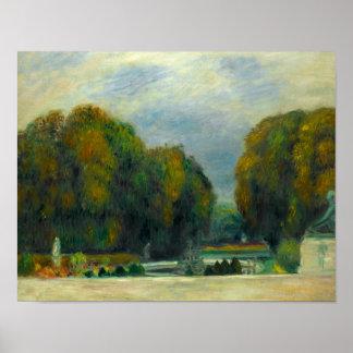 Auguste Renoir - Versailles Poster