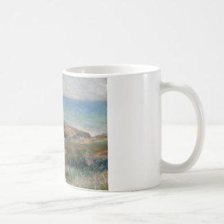 Auguste Renoir - View of the Seacoast Coffee Mug