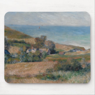 Auguste Renoir - View of the Seacoast Mouse Pad
