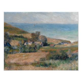 Auguste Renoir - View of the Seacoast Photo Print