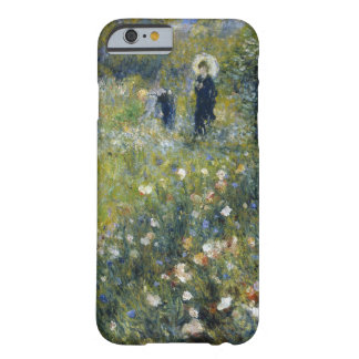 Auguste Renoir - Woman with a Parasol in a Garden Barely There iPhone 6 Case