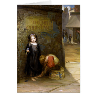 Augustus Edwin Mulready: Uncared-For Card