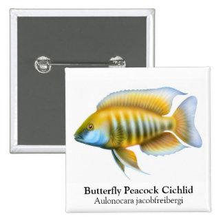 Aulonocara jacobfriebergi Cichlid Pin