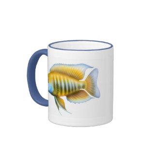 Aulonocara Peacock Cichlid Mug