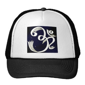 Aum in Space Trucker Hat