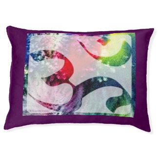 Aum (Om) Pillow Dog Bed