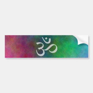 Aum Symbol Bumper Sticker